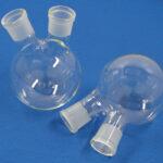 2-Neck Round Bottom Flasks