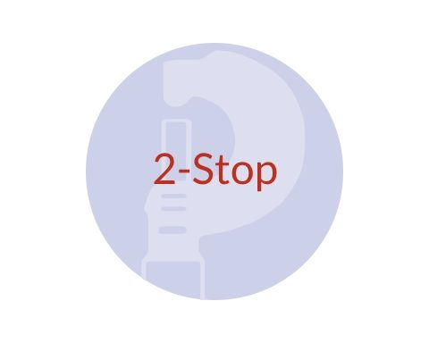 2-Stop Silicone