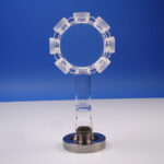 3 Inch Octagonal Cell Double-Side AR Nano-Textured