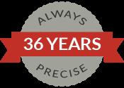 36 Year Anniversary