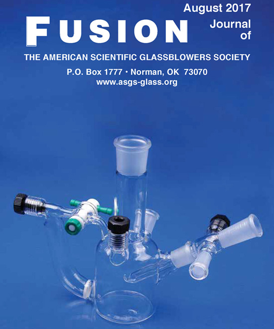 Fusion, Cover August 2017